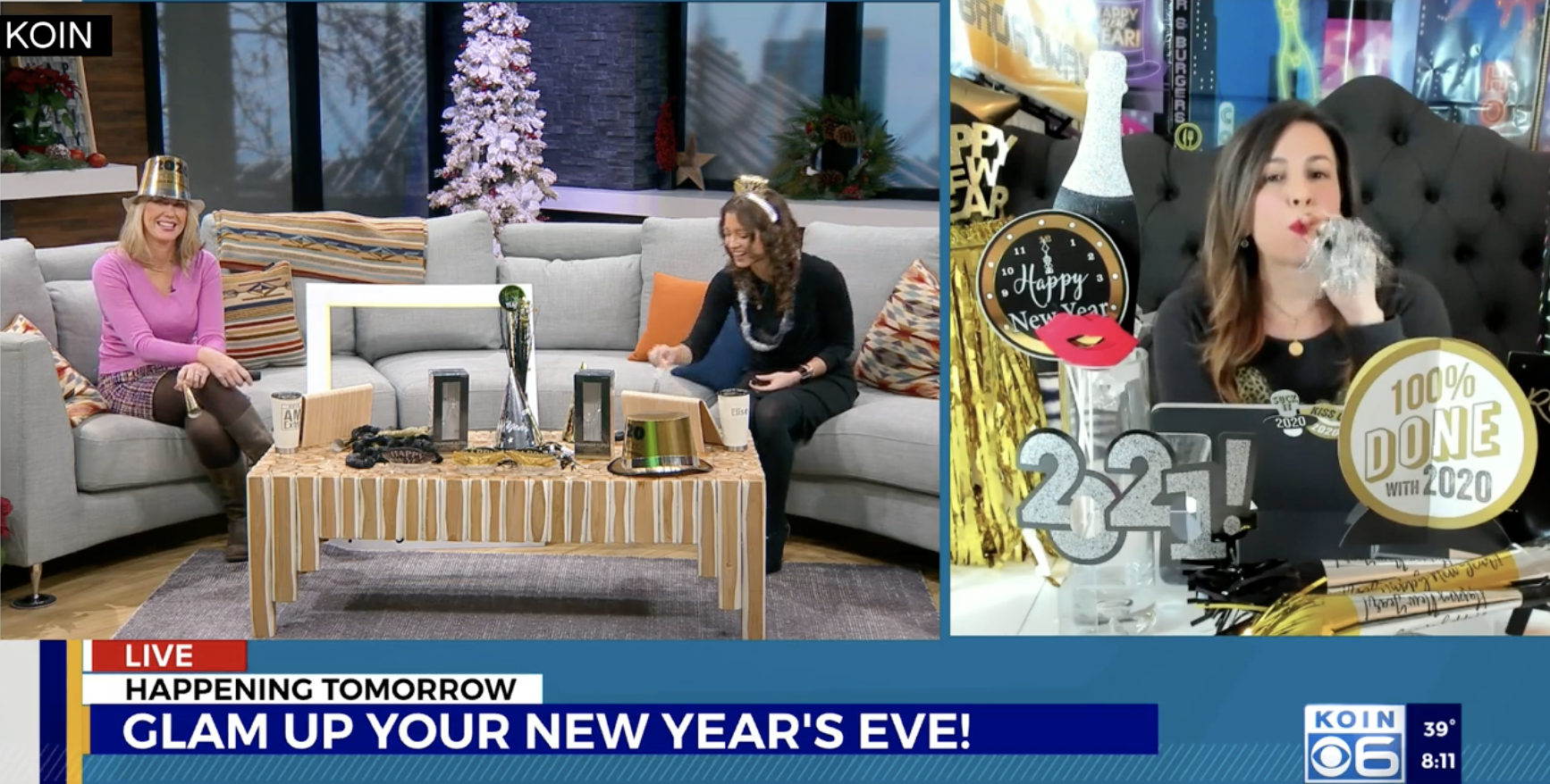 Great Ways to Decorate Your Home for NYE