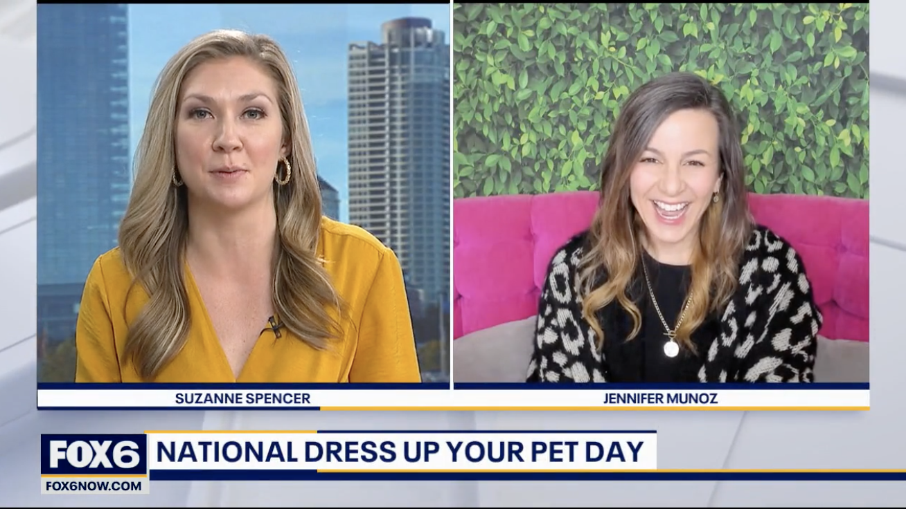 National Dress Your Pet Day – Fun Fashions For Your Furry Friends