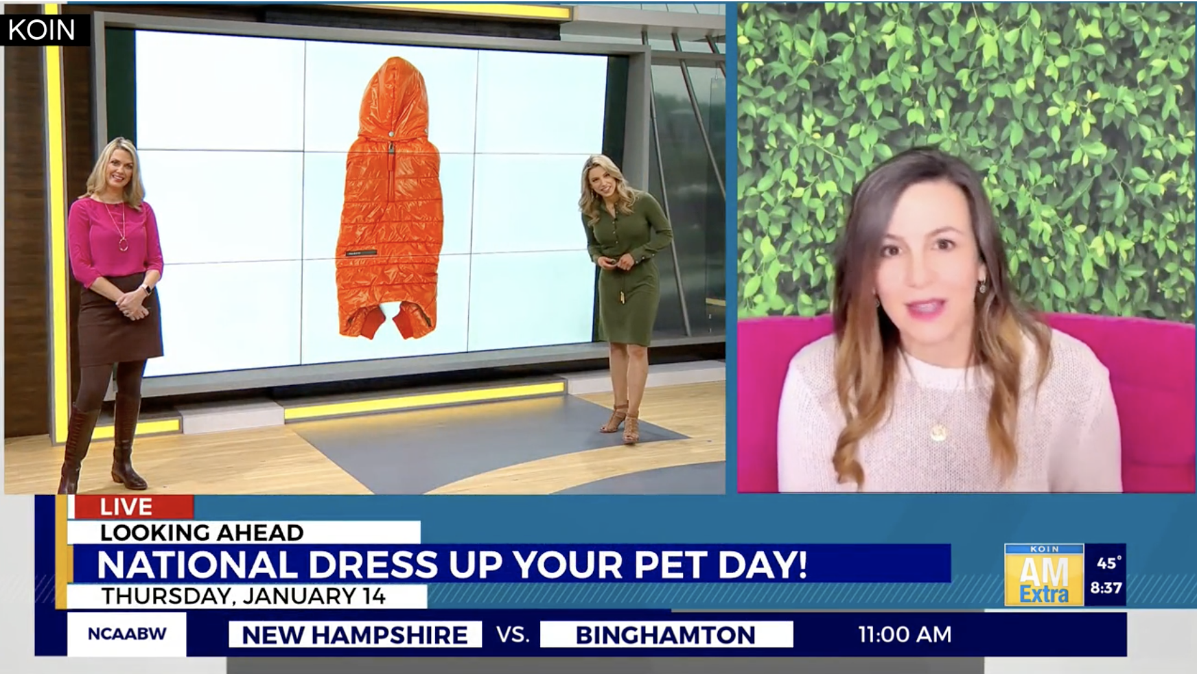 Dress Your Pet Day!