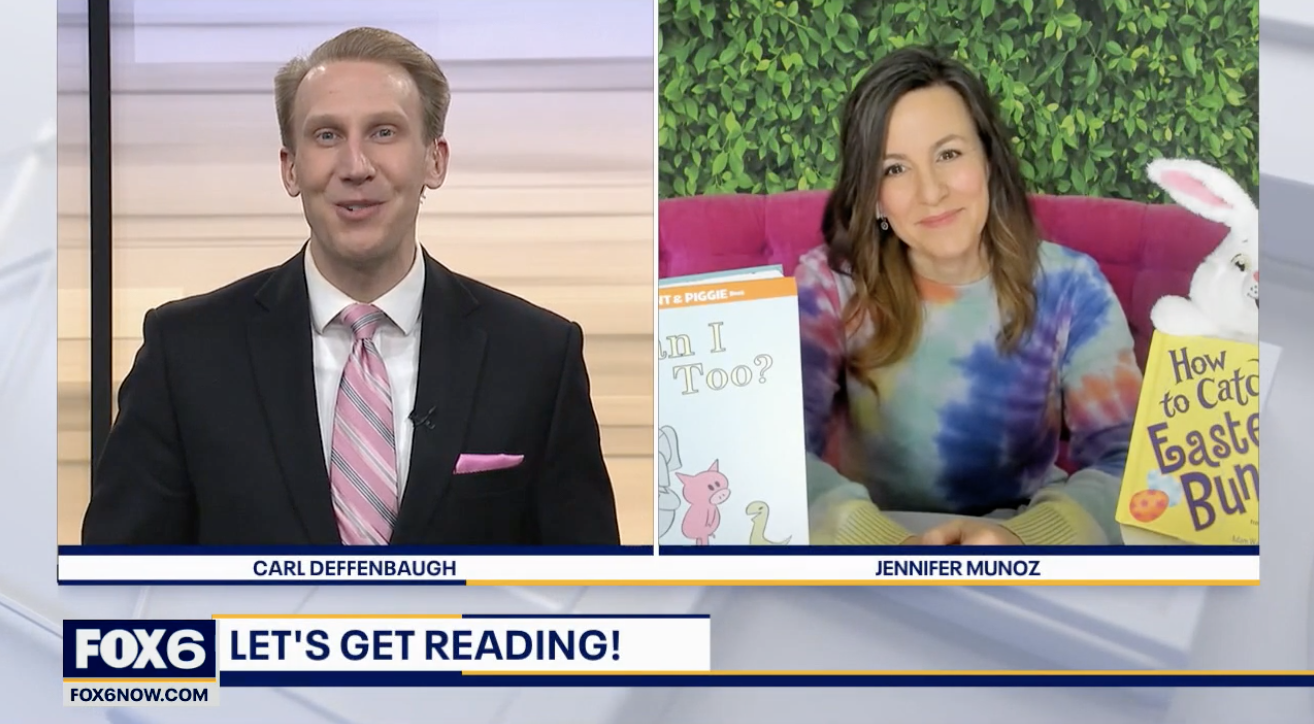 Some fun ways to get kids into reading
