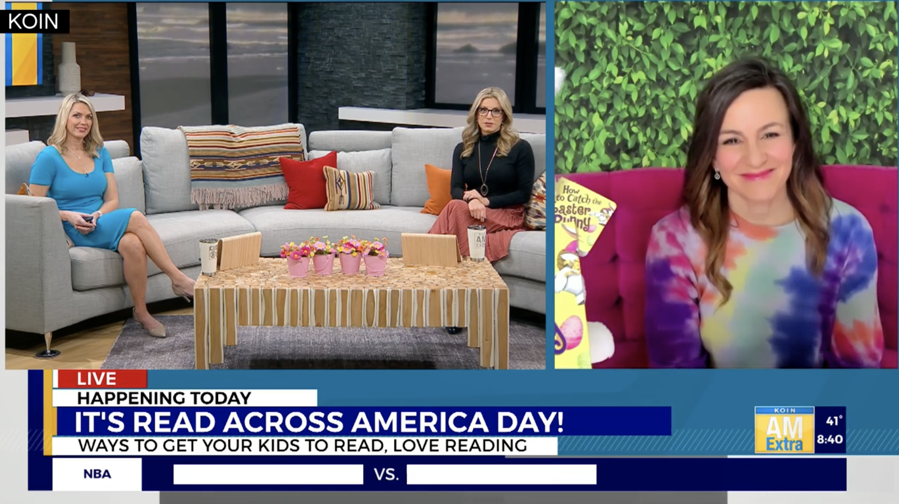 Celebrate Read Across America Day!