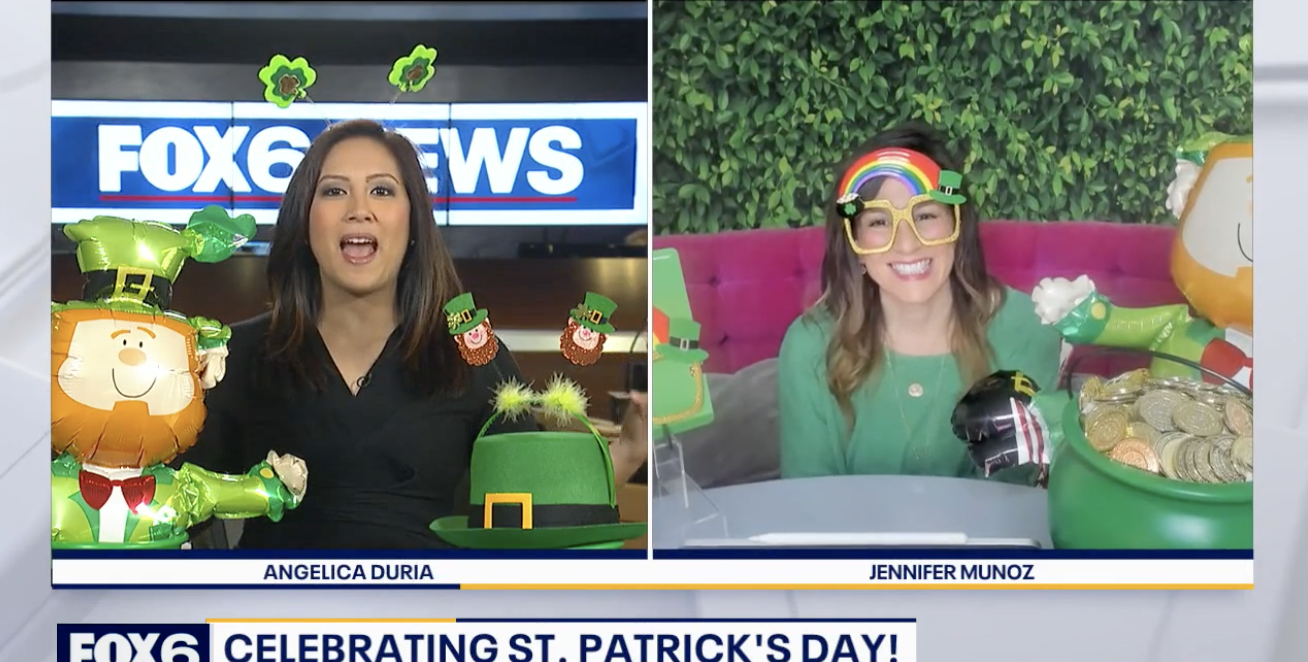 Some fun ways to celebrate St. Patrick's Day at home